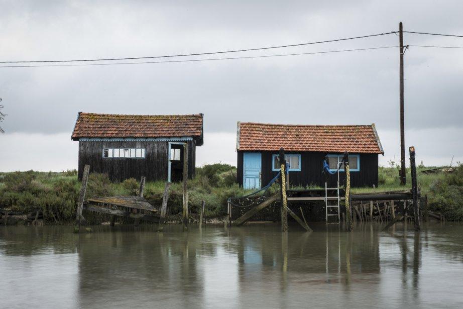 Le petit village de la Tremblade: un arrêt obligé pour les vrais amateurs d'huîtres. (Photo Jérôme Lavallée, collaboration spéciale)