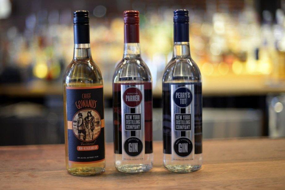 Près d'un siècle après la Prohibition, les distilleries artisanales font leur...