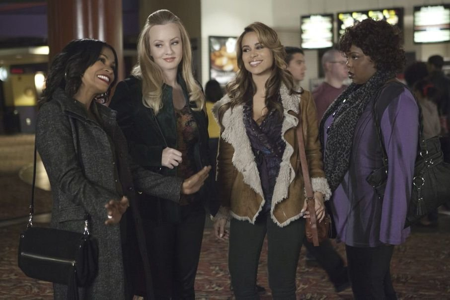Nia Long, Wendi McLendon-Covey, Zulay Henno et Cocoa... (Photo: fournie par Films Séville)