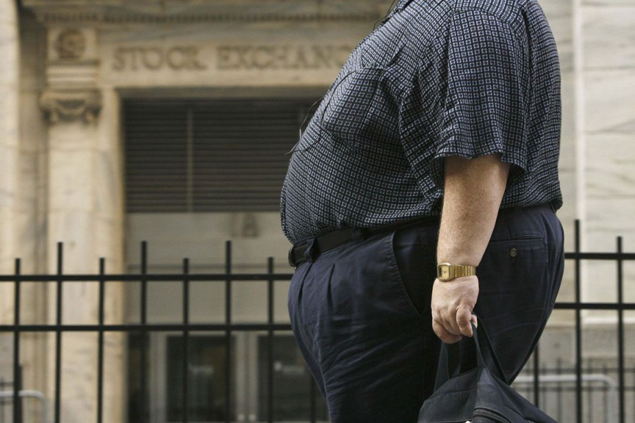 L'idée que des personnes obèses puissent rester... (PHOTO ARCHIVES REUTERS)