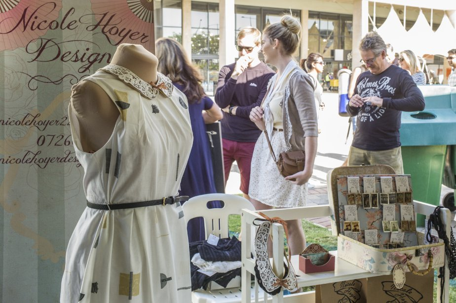 Un détour au I Heart market vaut le coup le premier samedi de chaque mois pour y découvrir des artisans locaux. (Photo Caelin Roodt, fournie par le I Heart Market)