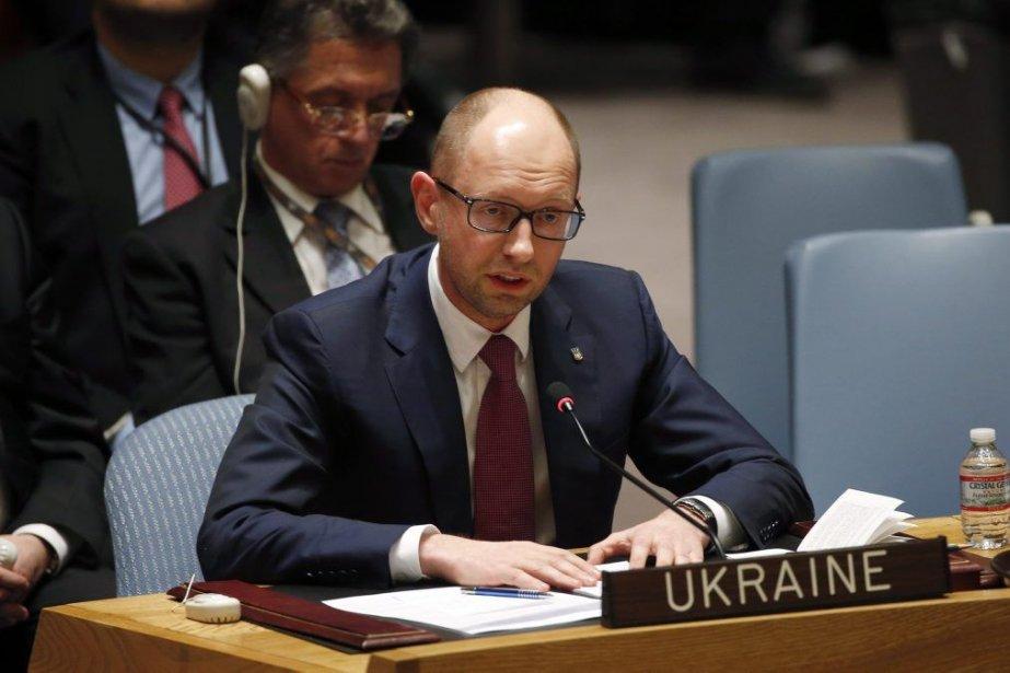 Moscou a «miné les efforts de non-prolifération nucléaire»,... (Photo Reuters)