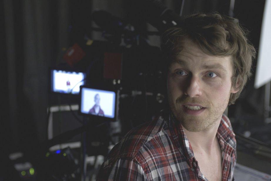 Le cinéaste Danic Champoux a choisi de se... (Photo: fournie par l'ONF)