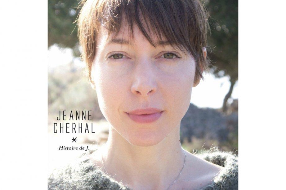 Tout dans cet album, à commencer par la pochette, ramène à la chanson française...
