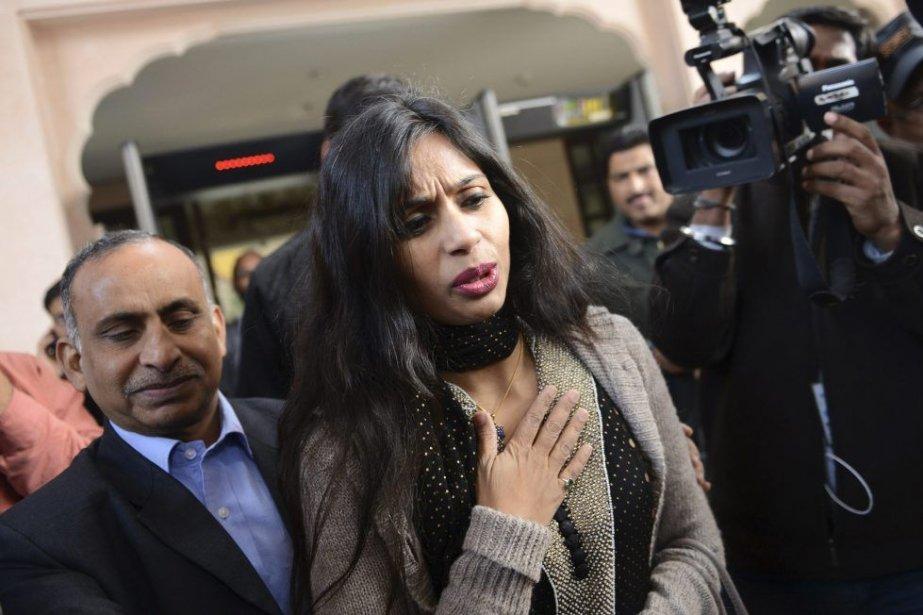 La diplomate indienneDevyani Khobragade.... (PHOTO REUTERS)