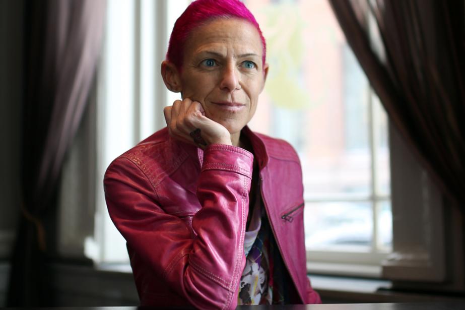 VéroniKaH, anorexique depuis 35 ans, raconte comment elle... (Photo Martin)