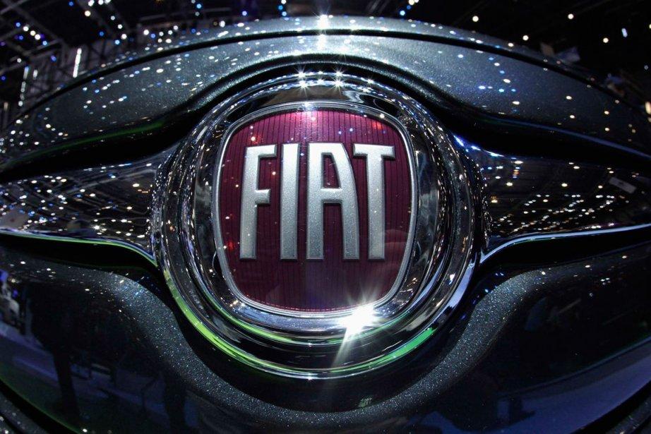 Le constructeur automobile Fiat Chrysler Automobiles (FCA)... (PHOTO REUTERS)