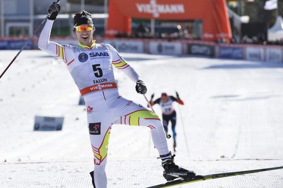 Alex Harvey... (Photo Anders Wiklund, Reuters)