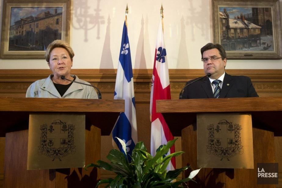 Denis Coderre ne veut rien entendre d'une élection... (PHOTO ROBERT SKINNER, LA PRESSE)
