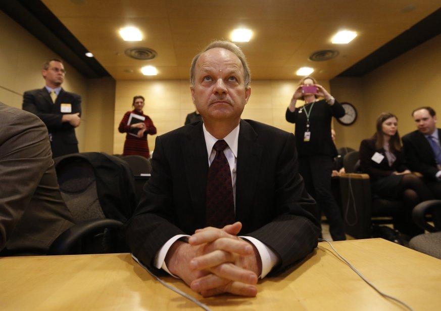 John Forster, à la tête du Centre de... (Photo CHRIS WATTIE, Reuters)
