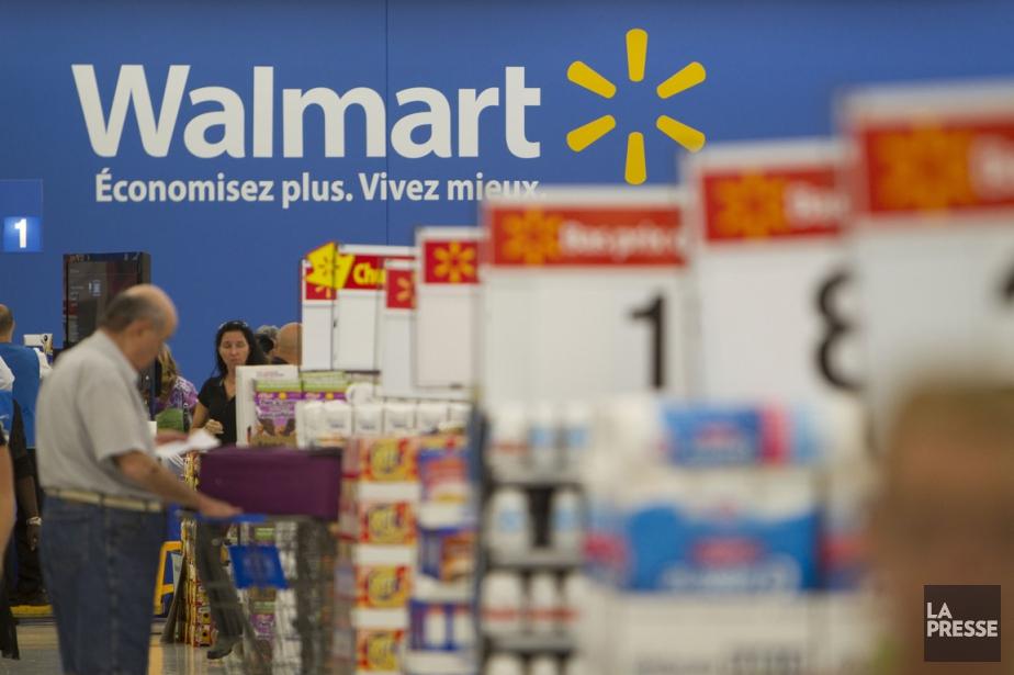 Il y a 20 ans, Walmart ouvre des... (PHOTO IVANOH DEMERS, LA PRESSE)