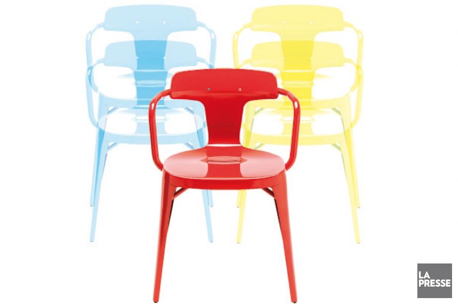 Les classiques meubles «mi-siècle», vus et revus dans... (Photo La Presse)