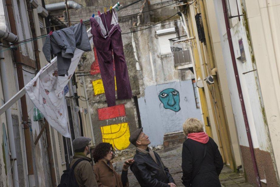 «Porto ce n'est pas seulement une carte postale et quelques rues où les...