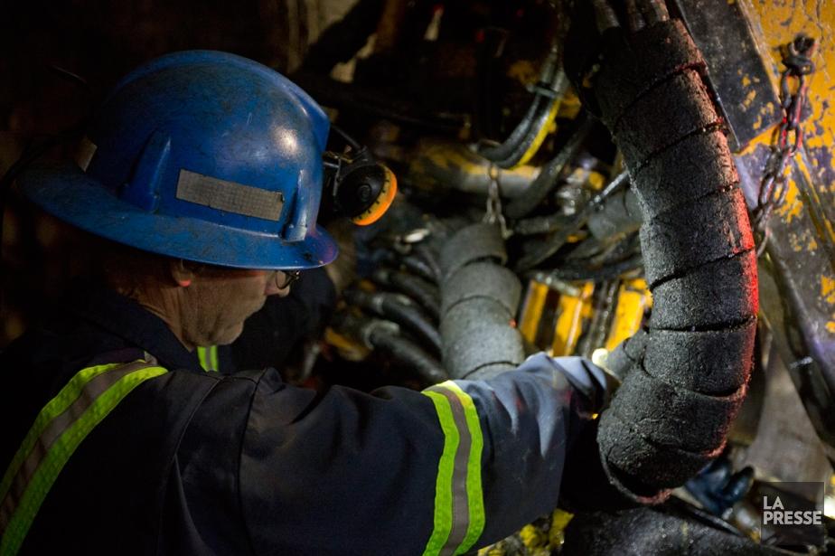 Les secteurs minier, pétrolier et gazier auront les... (PHOTO IVANOH DEMERS, ARCHIVES LA PRESSE)