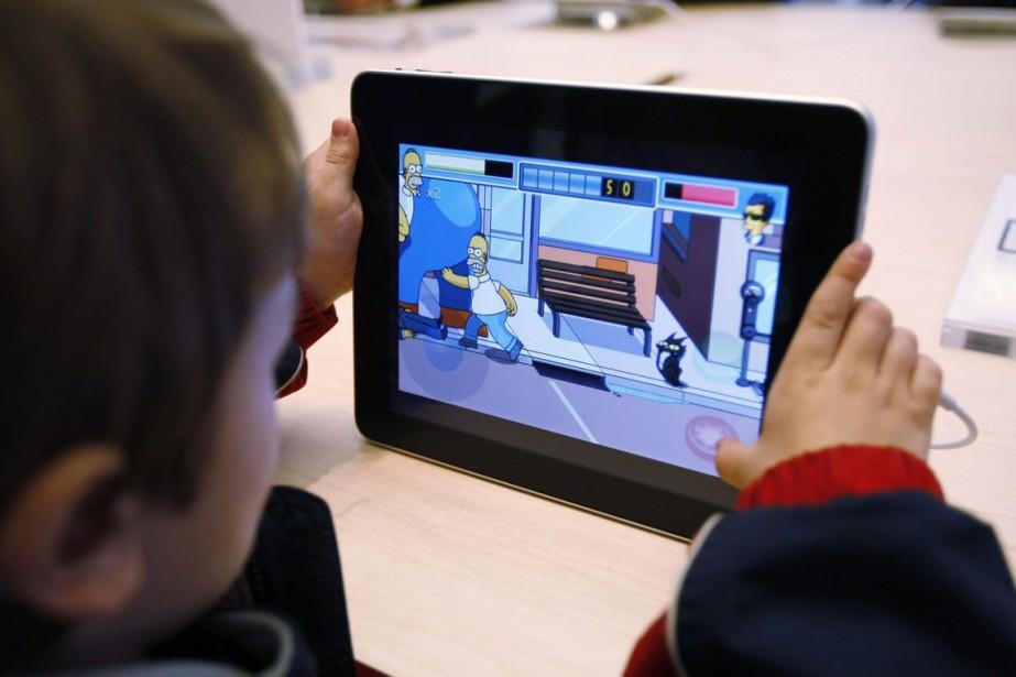 Le jeu vidéo est une activité pratiquée par sept Français... (Photo archives AP)