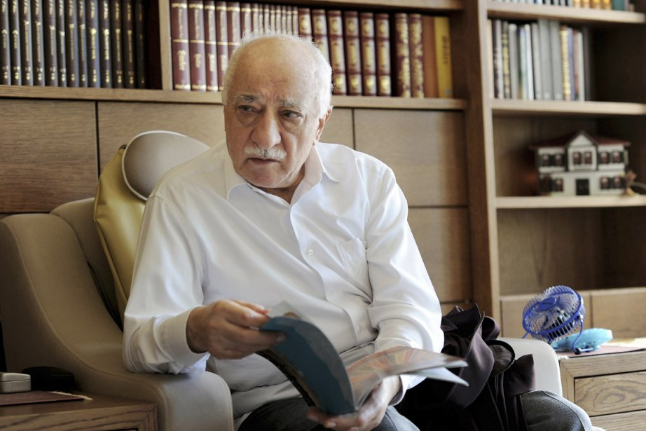 Le prédicateur musulman Fethullah Gülen .... (PHOTO SELAHATTIN SEVI, ARCHIVES REUTERS/ZAMAN DAILY)