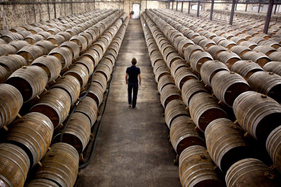 Les prix des vins français flambent en raison de faibles... (Photo AFP)