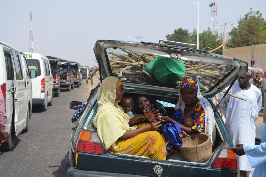 Les accidents de la route sont fréquents au... (Photo AFP)