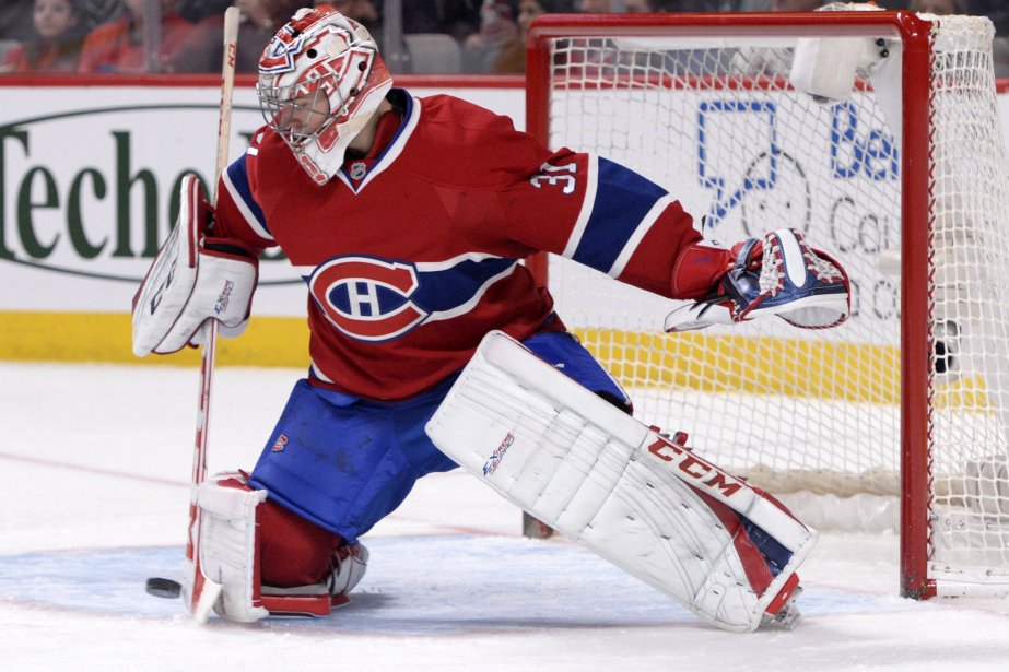 Le gardien du Canadien, Carey Price... (Photo Eric Bolte, USA Today Sports)