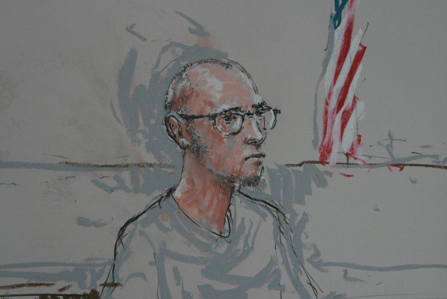 Nicholas Teausant, 20 ans, a été accusé de... (Photo PETER MILLETT, Reuters)