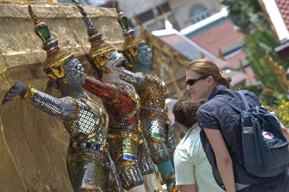 Le gouvernement veut reconquérir investisseurs étrangers et vacanciers,... (Photo PORNCHAI KITTIWONGSAKUL, AFP)