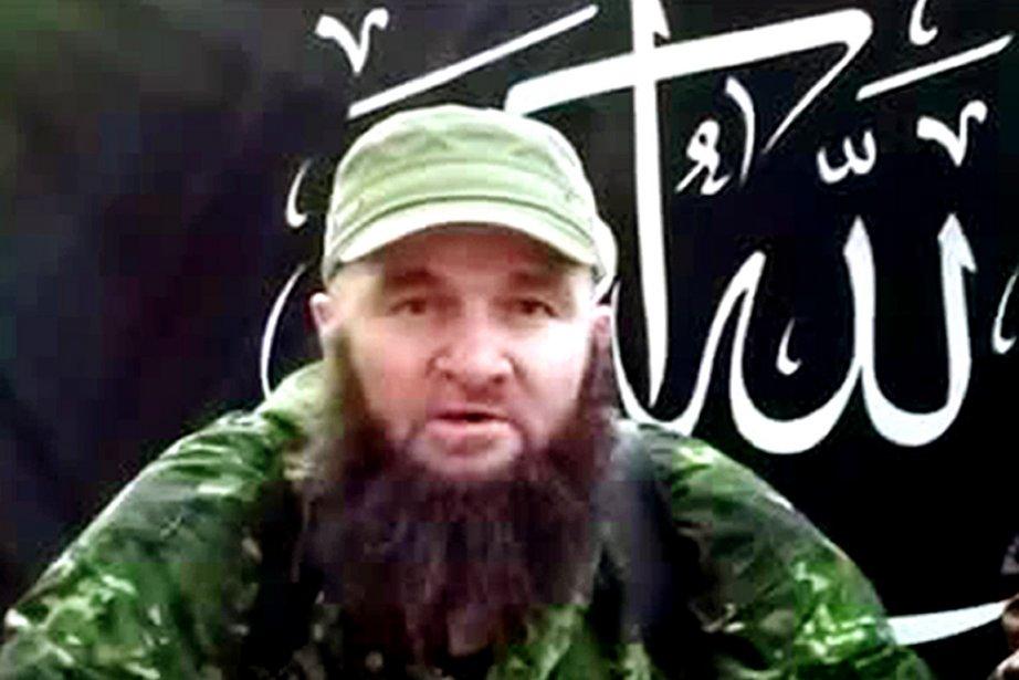 Le leader de la rébellion armée dans le... (PHOTO ARCHIVES AFP/KAVKAZCENTER.COM)
