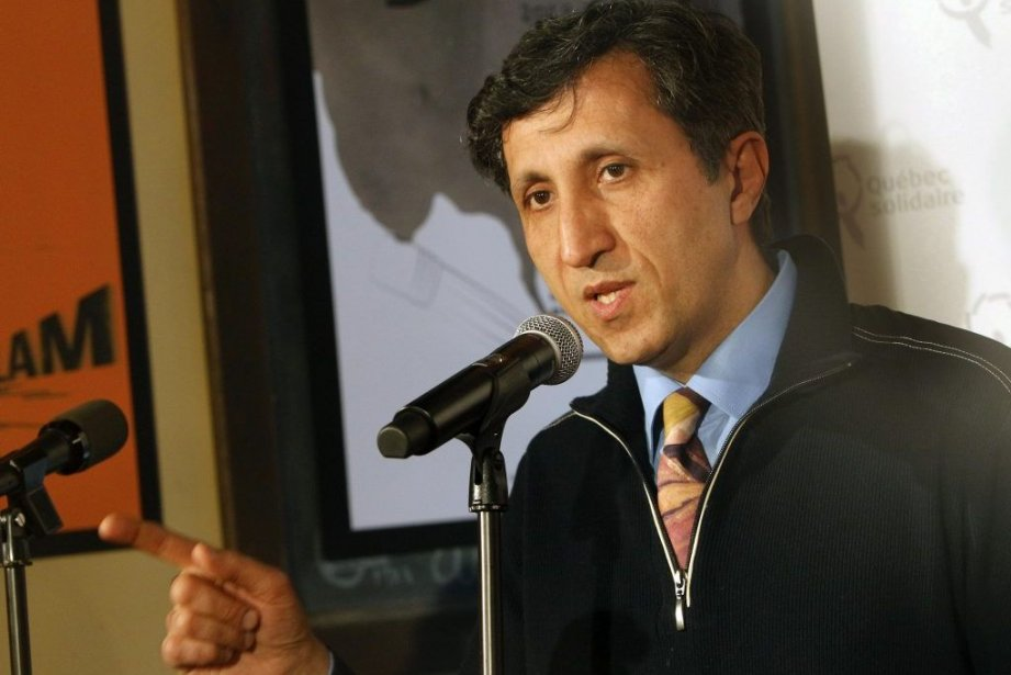 Amir Khadir... (Photo Simon Séguin-Bertrand, LeDroit)