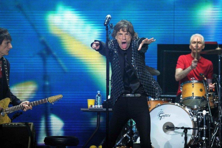 Les Rolling Stones... (Photo: Reuters)