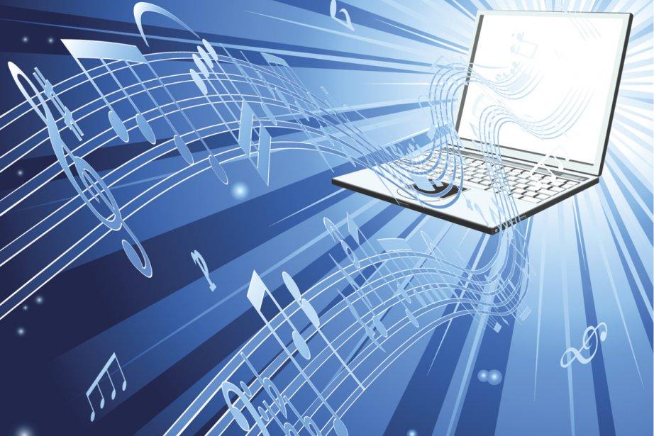 Si les revenus de la musique ont reculé de... (Photo: Digital Vision/Thinkstock)