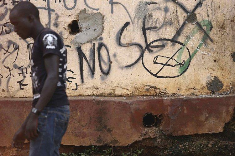 Le président ougandais a promulgué fin février une... (Photo: Reuters)