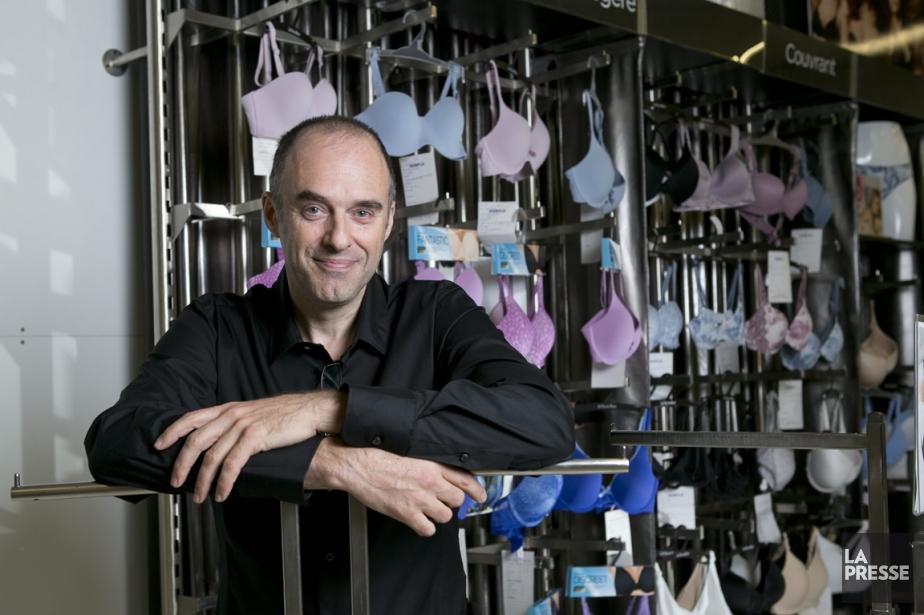 François Roberge, PDG de LaVieenRose, a été honoré... (PHOTO HUGO-SÉBASTIEN AUBERT, LA PRESSE)