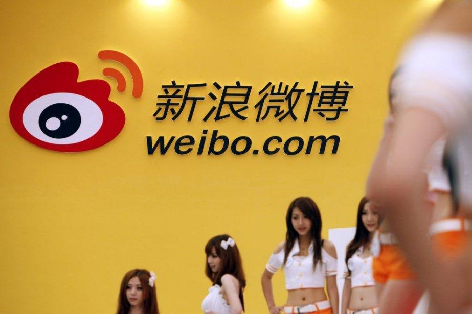Weibo a dévoilé la semaine dernière un projet... (Photo Qilai Shen, Bloomberg)