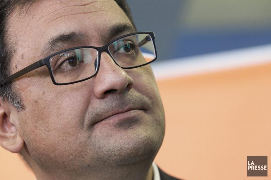 Andrés Fontecilla... (Photo archives La Presse)