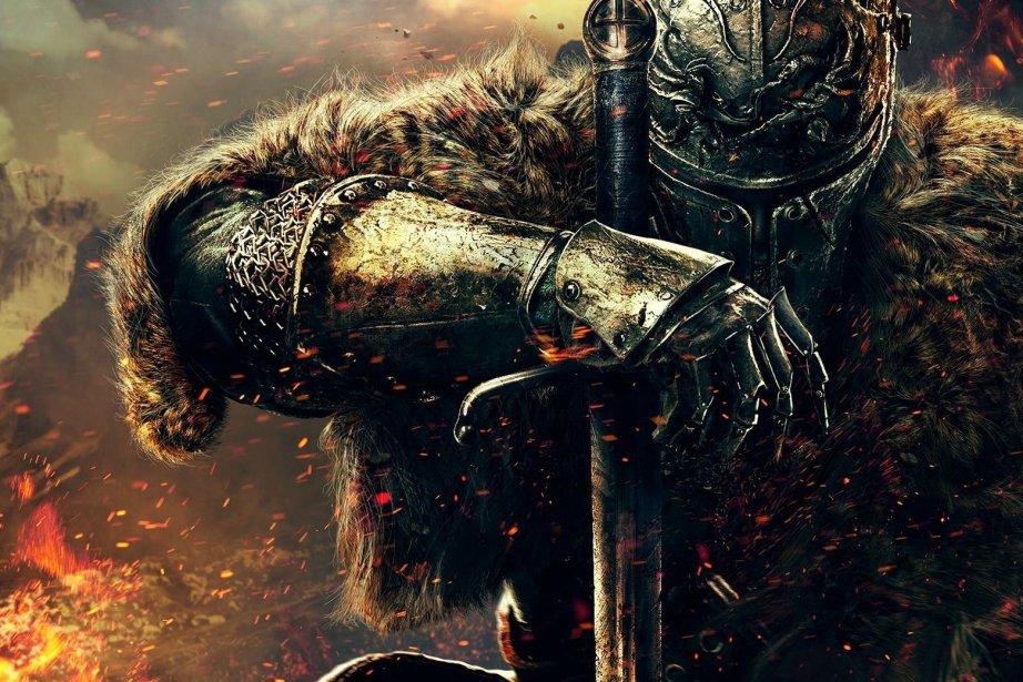 Dark Souls 2marche, la plupart du temps, dans...