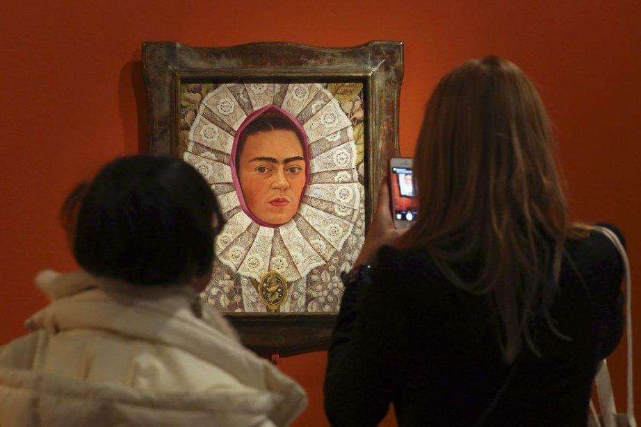 Une toile de Frida Kahlo.... (Photo: Reuters)