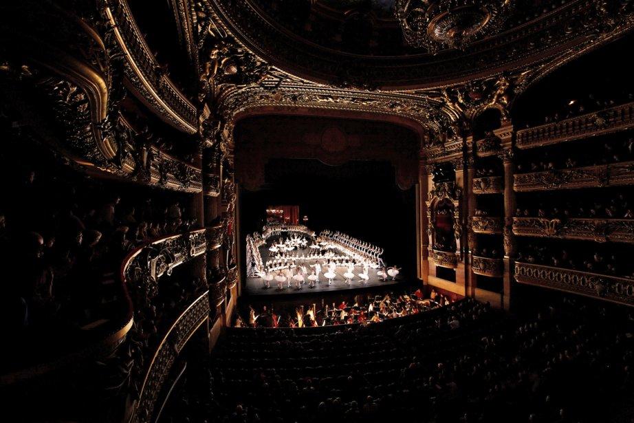 Le Palais Garnier est à l'image du foyer... (Photo: fournie par le Palais Garnier)