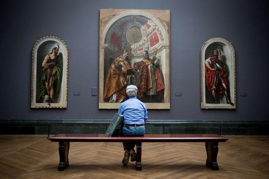 Disséminée aux quatre coins du monde, l'oeuvre de Véronèse, l'un... (Photo: AFP)