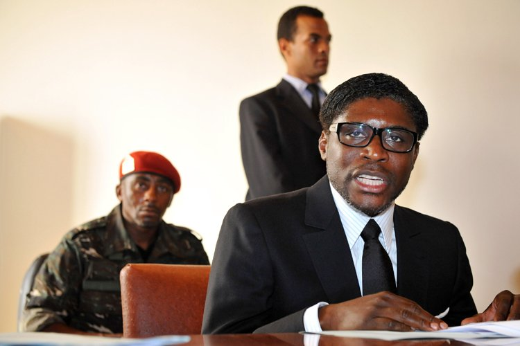 Teodorin Obiang... (Archives AFP)