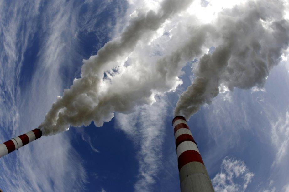 Bruxelles appelle l'UE à réduire pour 2030 ses... (PHOTO PETER ANDREWS, ARCHIVES REUTERS)