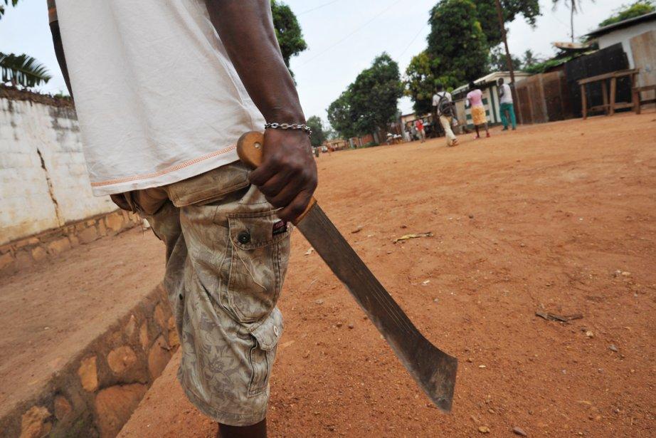 «Bien que les tueries à grande échelle qui... (PHOTO SIA KAMBOU, AFP)