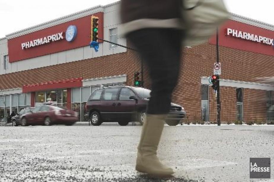 L'acquisition de Shoppers Drug Mart/Pharmaprix par Loblaw sera... (Photo archives La Presse)
