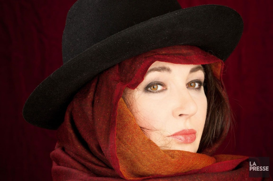 Kate Bush... (Photo: John Carder Bush, archives La Presse)