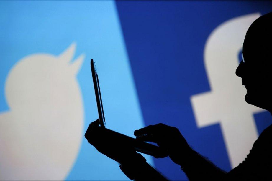 En Chine,Twitter et Facebook sont interdits, et l'internet... (PHOTO REUTERS)