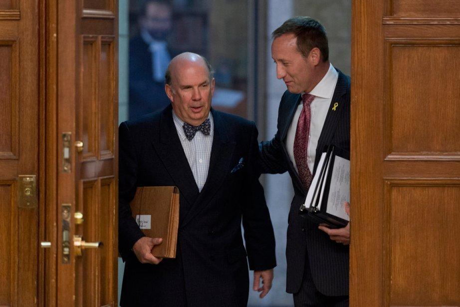 Dans une décision historique rendue vendredi, la Cour... (Photo Adrian Wyld, PC)