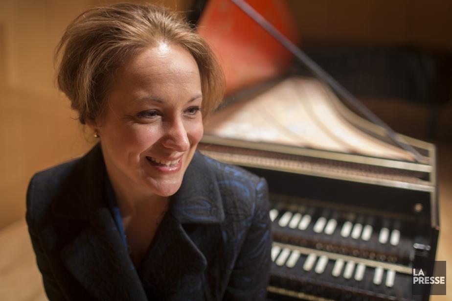 Le nouveau disque de Julie Boulianne témoigne de... (Photo: Olivier Pontbriand, La Presse)