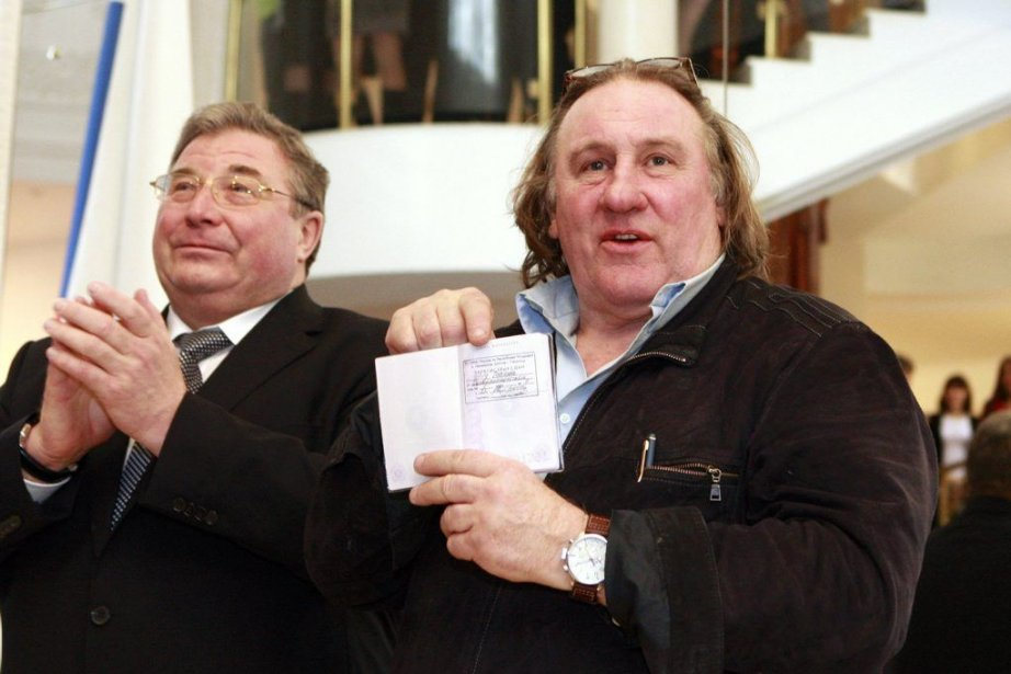 La marque ne dit pas si Gérard Depardieu... (Photo: archives Reuters)