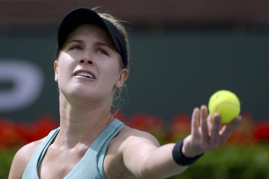 Eugenie Bouchard... (PHOTO JAYNE KAMIN-ONCEA, archives USA TODAY)
