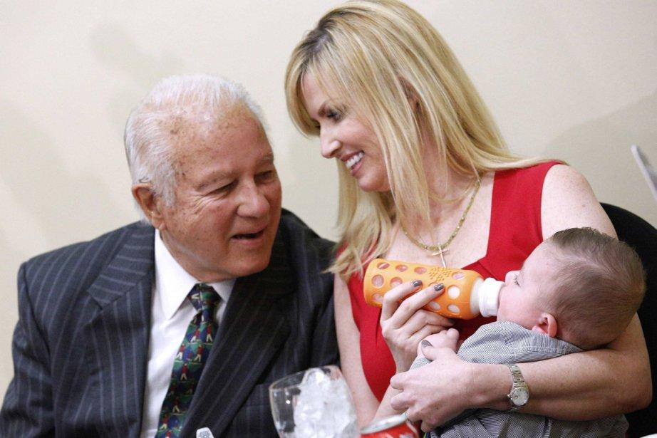 L'ex-gouverneur de la Louisiane Edwin Edwards, 86 ans,... (Photo Jonathan Bachman, Reuters)