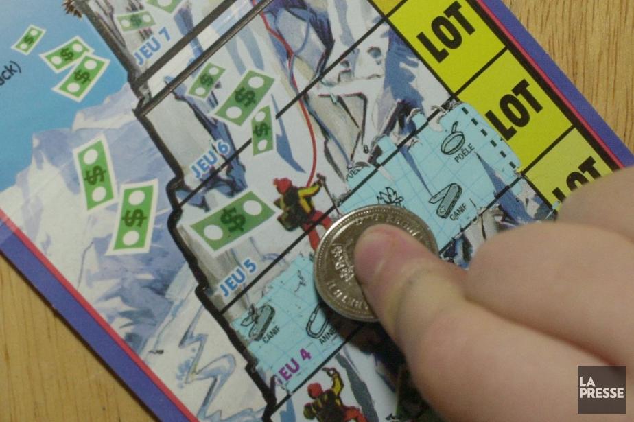 Les agences de loteries provinciales font face à un grave... (Archives La Presse)