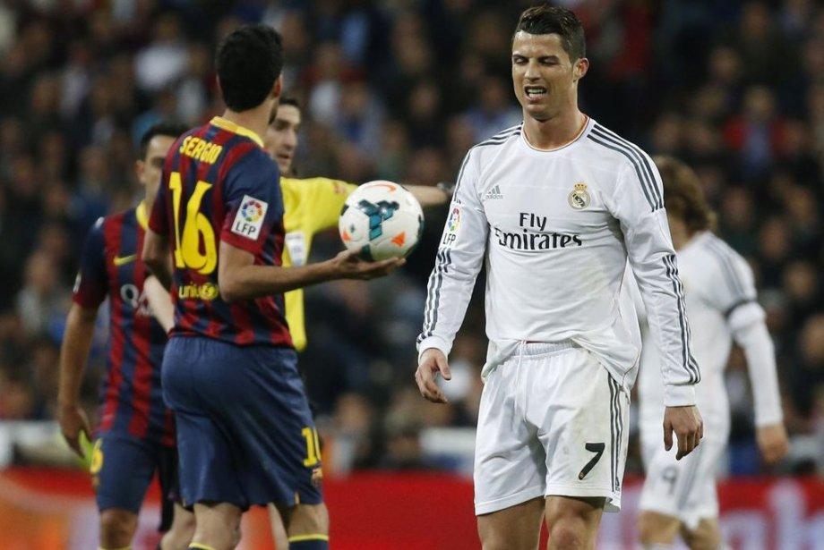 Un triplé de Lionel Messi, dont deux penalties, a permis au... (Photo: Reuters)